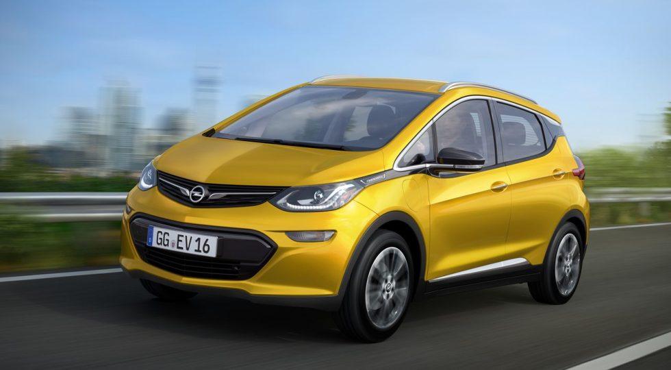 Opel se electrifica con el nuevo Ampera-e