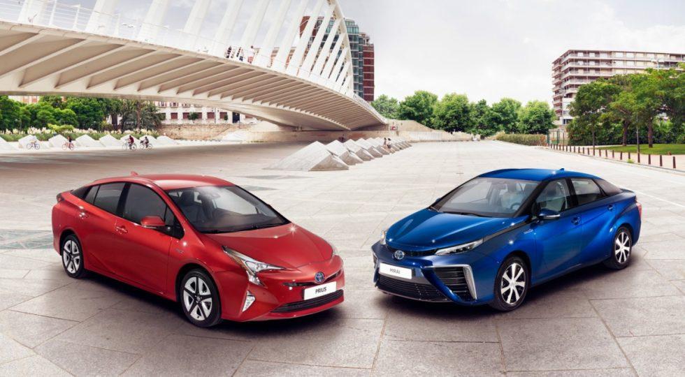 Toyota Prius: icono ecológico