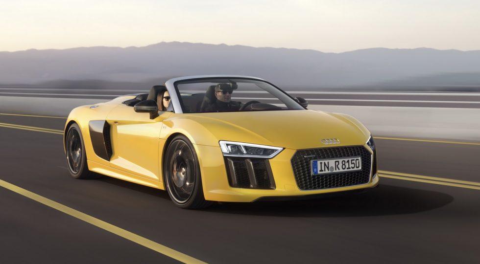 Audi R8 Spyder