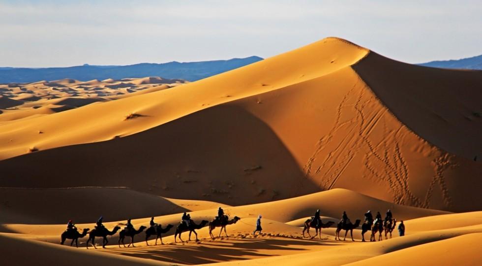 El Desierto de los Niños