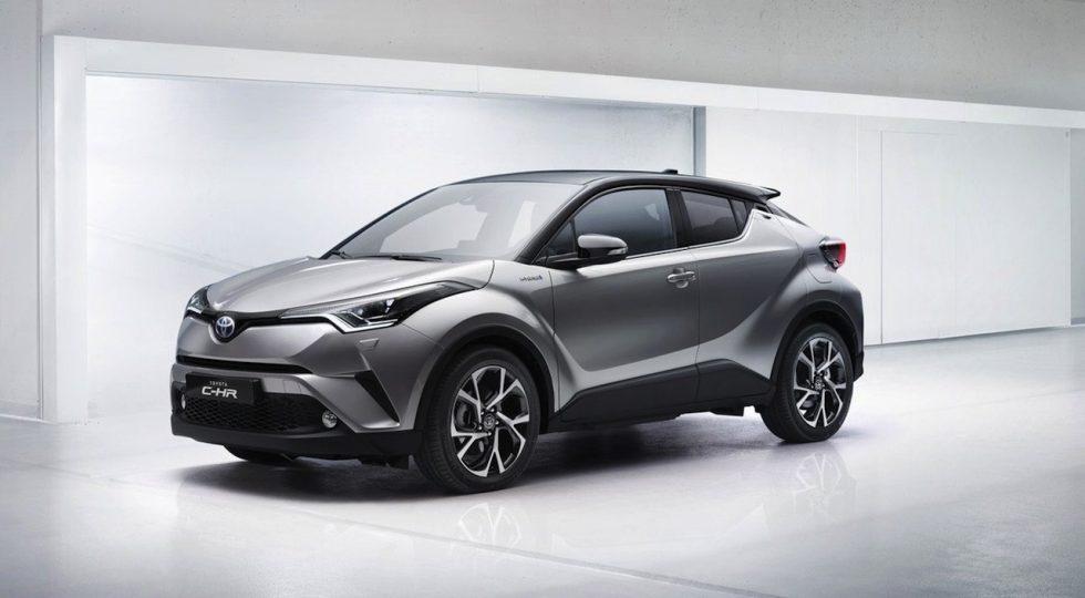 El C-HR es el nuevo todocamino de Toyota