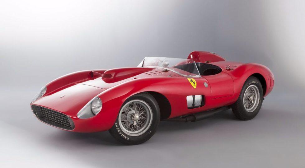 Los 10 coches más caros en la historia de las subastas