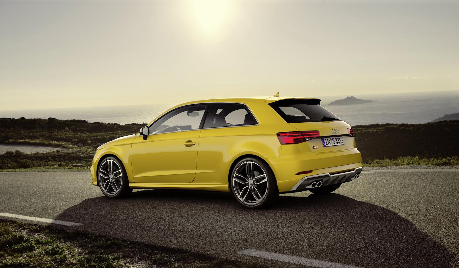 Audi a3 rs3 sportback usata 9
