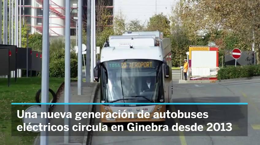 Sube al autobús del futuro