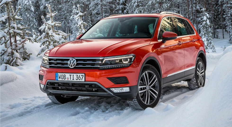 Nuevo Volkswagen Tiguan 2016