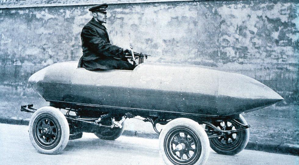 Hubo un tiempo en el que los coches eran eléctricos