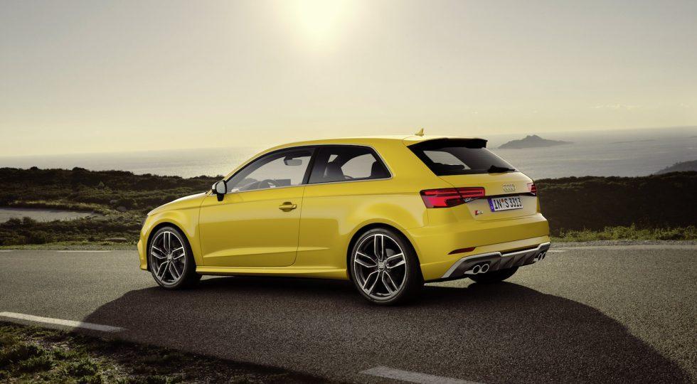 El nuevo Audi A3 está más cerca de la conducción semi-autónoma