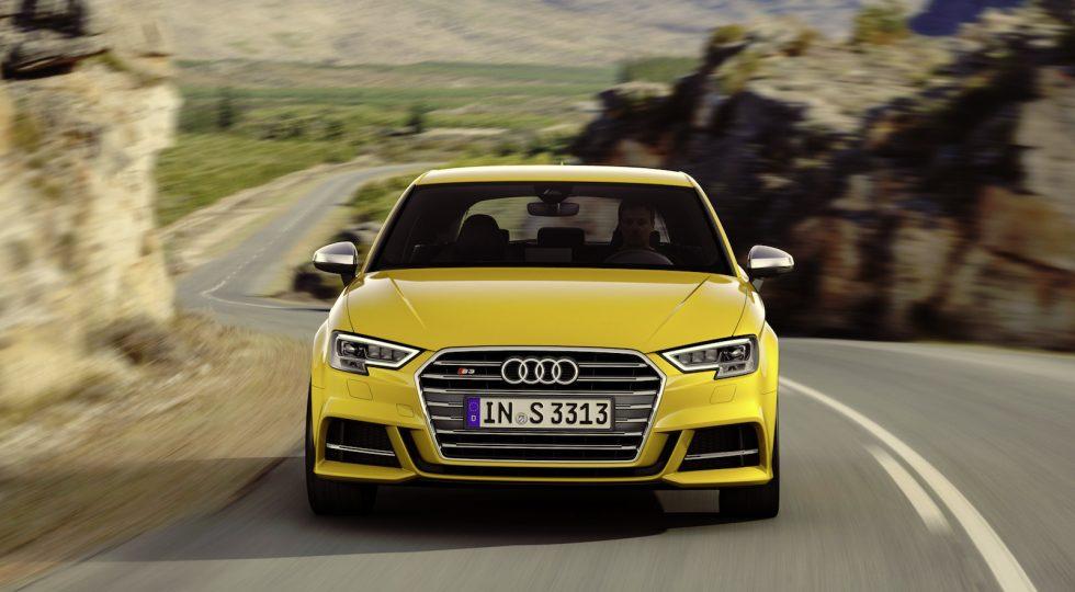 El nuevo Audi A3 estrena motor de tres cilindros y sólo un litro de cubicaje