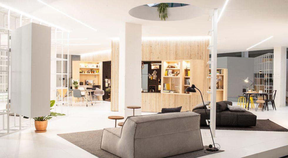 Este es el piso de 30 metros cuadrados en el que mini for Decoracion de casas de 30 metros cuadrados