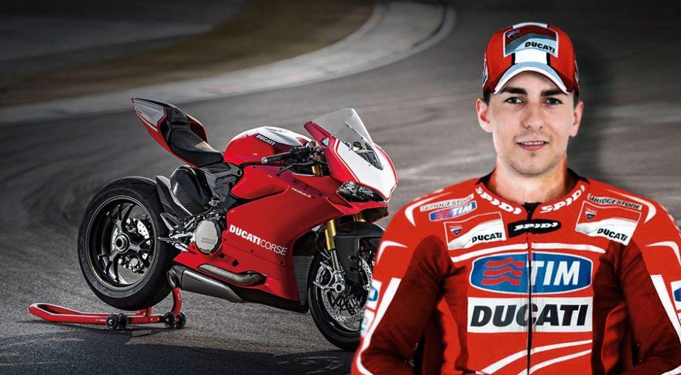 Los caprichos que se podrá dar Lorenzo como piloto de Ducati