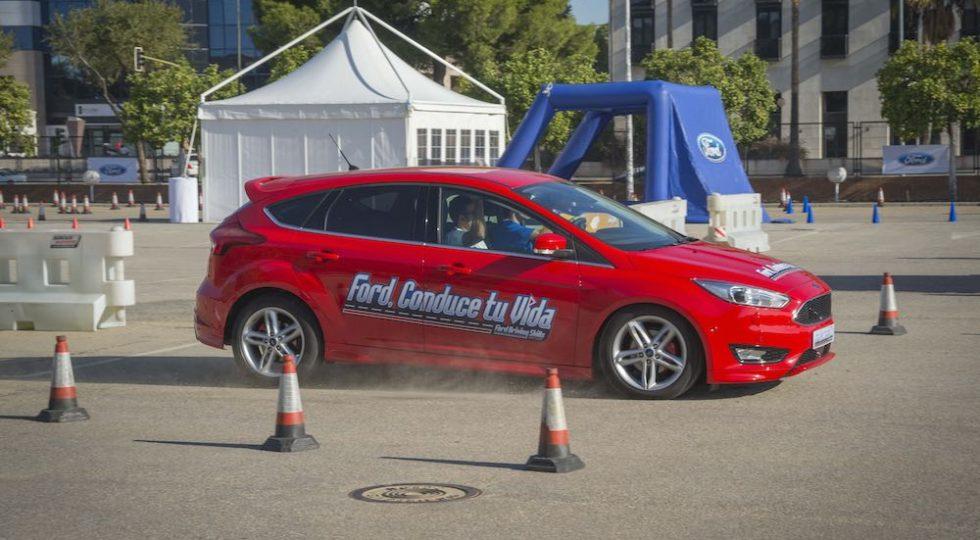Cursos de conducción Ford