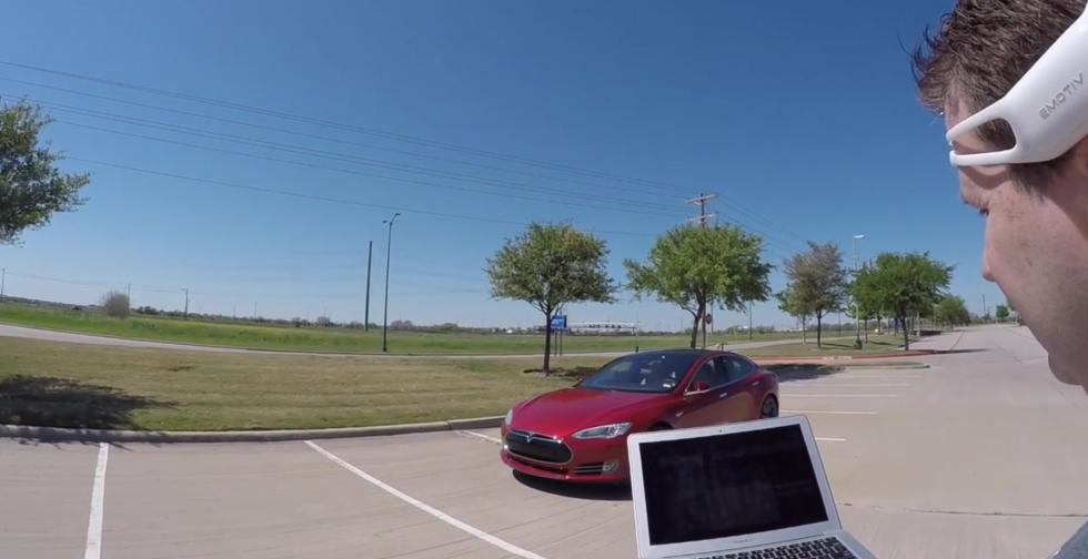 Lo último de Tesla es… ¡controlarlo con la mente!