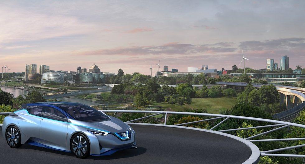 Nissan y el futuro urbano