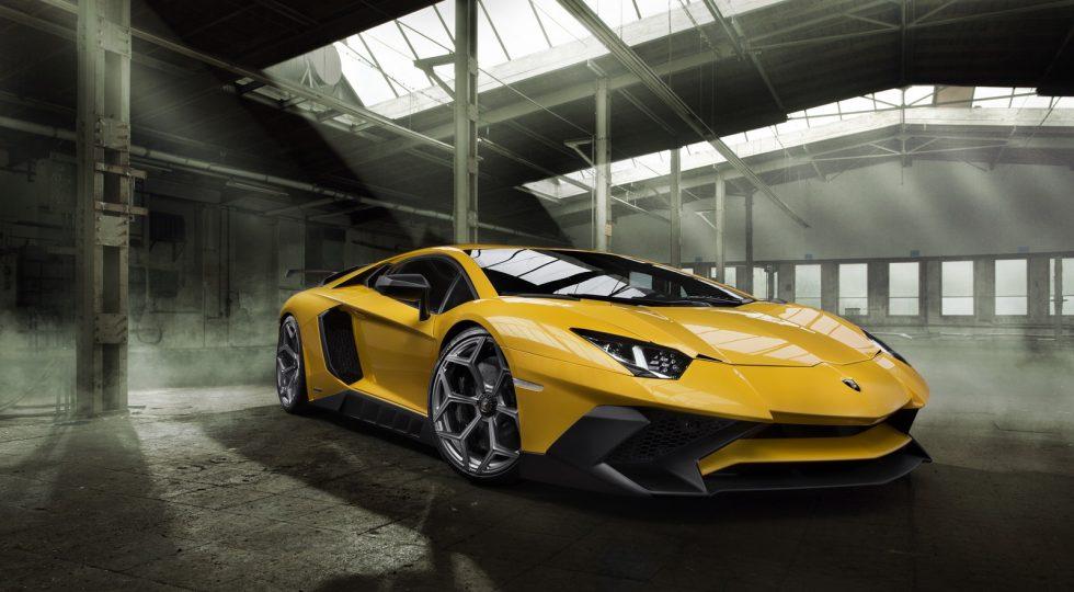 Lamborghini Aventador Novitec Torado
