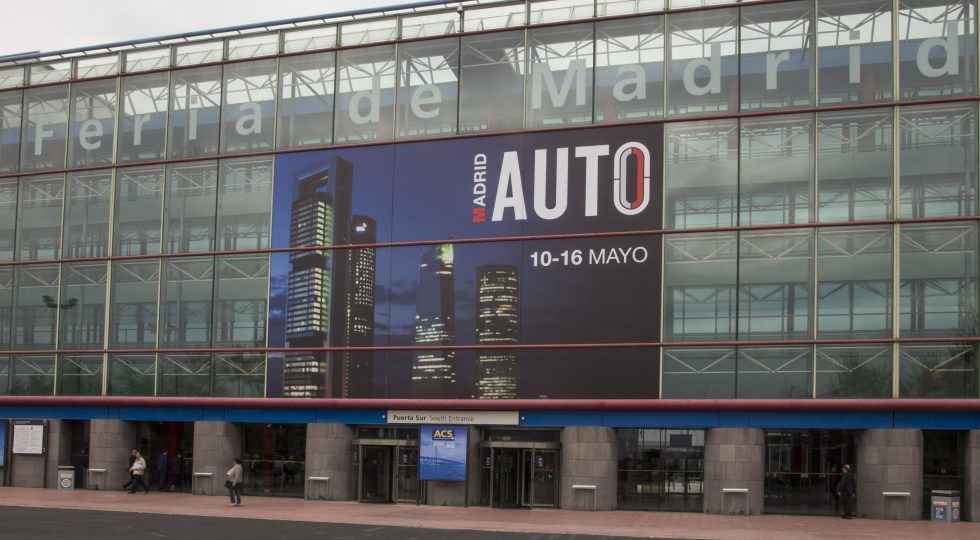 Auto Madrid 2016