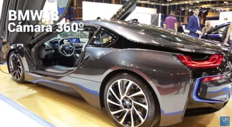Madrid Auto: la tecnología del revolucionario BMW i8