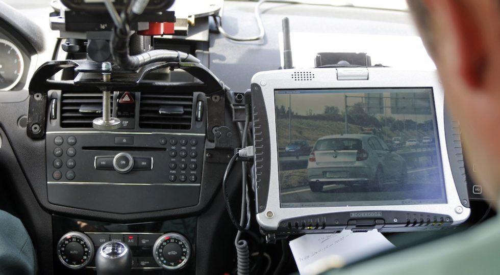 multas de velocidad