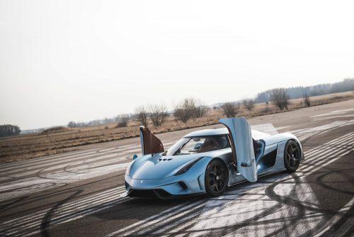 Los 10 coches más caros