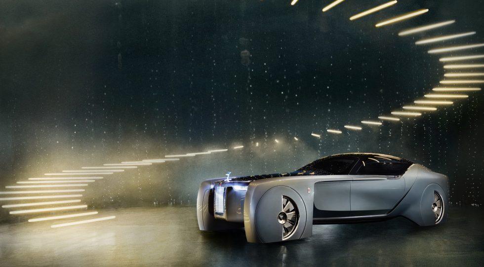 MINI y Rolls-Royce: dos visiones de futuro
