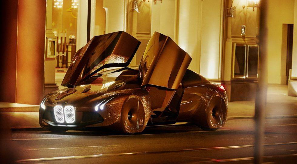 Project i Next de BMW