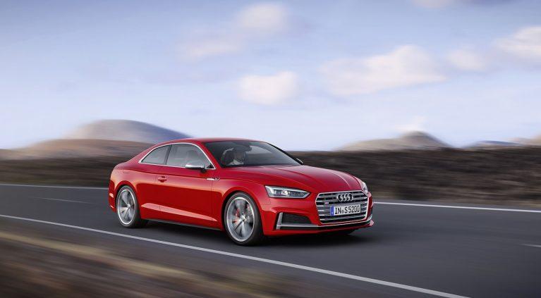 Audi A5 y S5 Coupé 2016