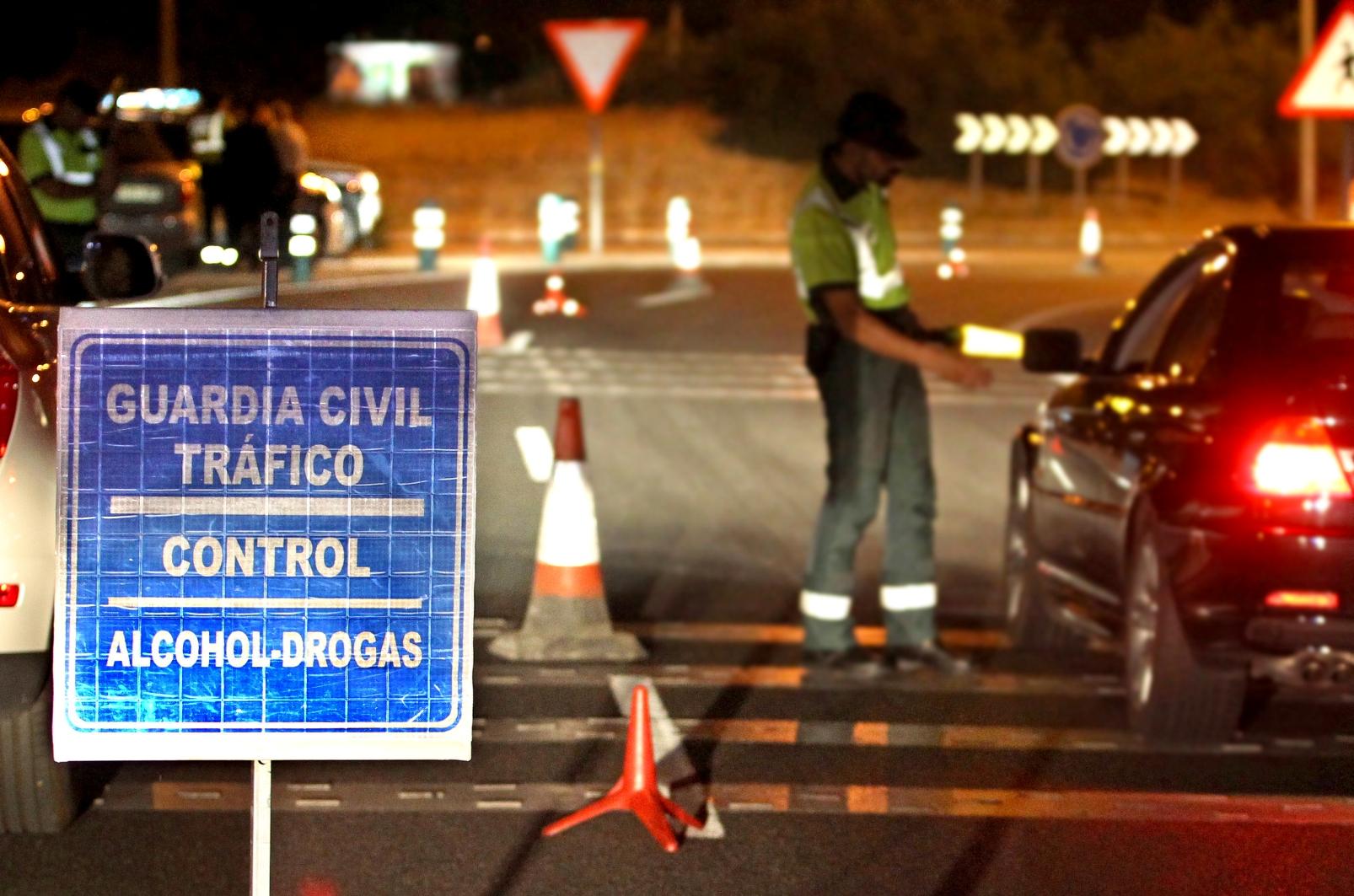 controles guardia civil