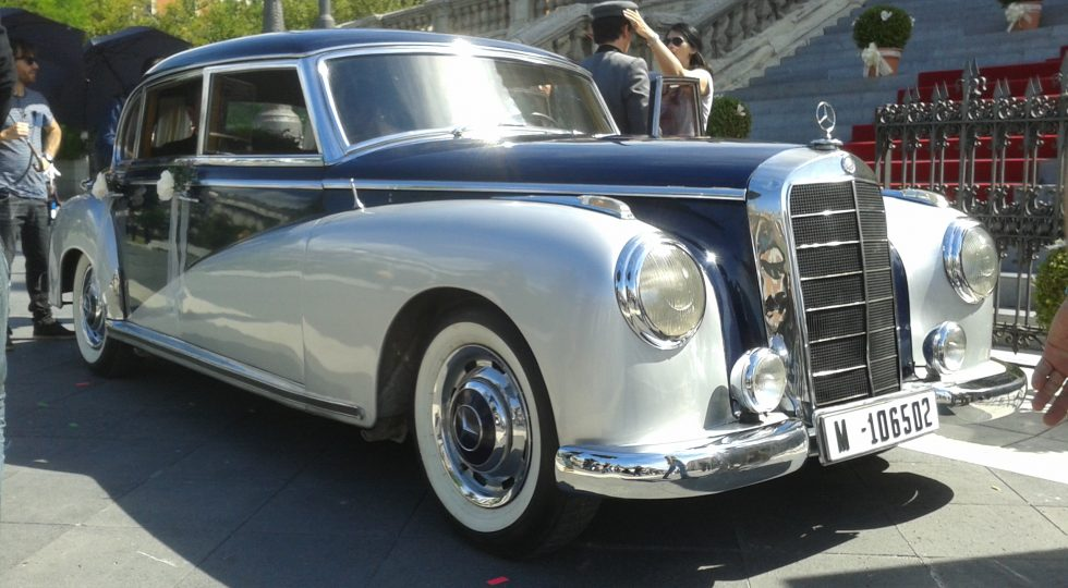 Resultado de imagen de coches de epoca