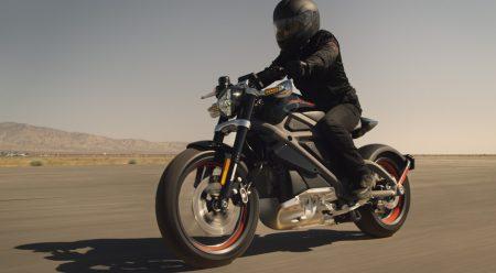 Harley-Davidson tendrá su primera moto eléctrica en 2019