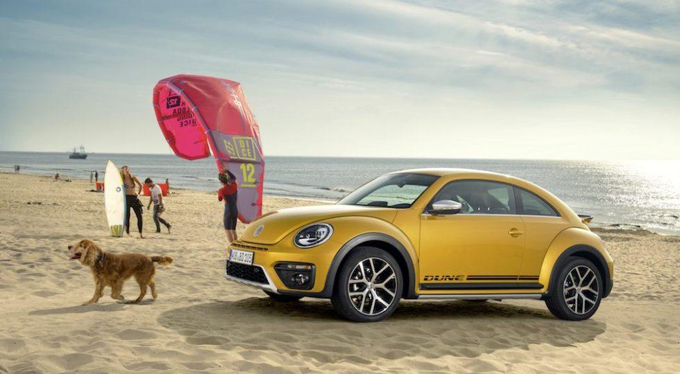 Volkswagen Beetle Dune