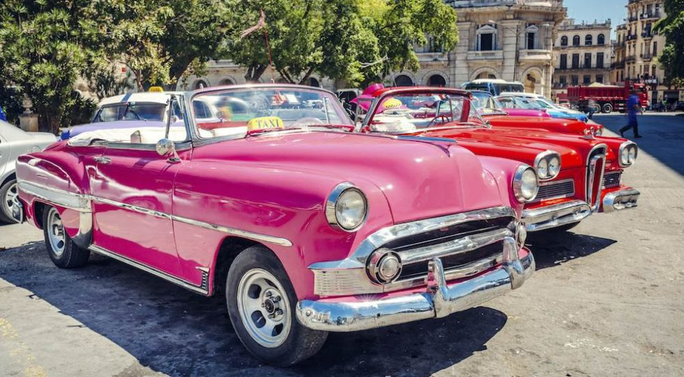 coches cubanos