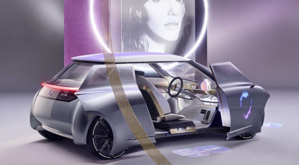 Rolls-Royce y MINI Vision Next 100
