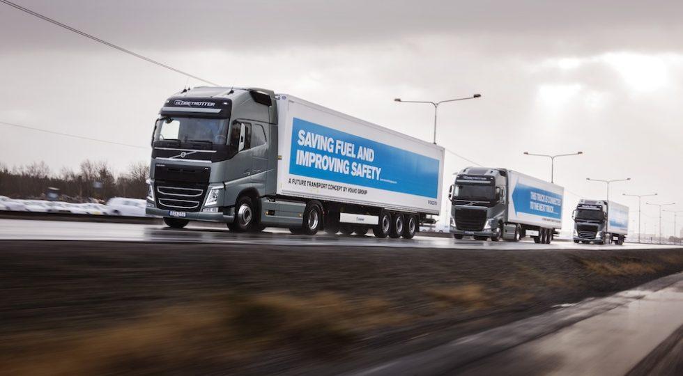 Camiones sin camioneros