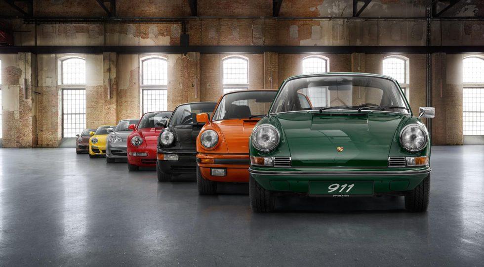 7 coches irrepetibles que han logrado sobrevivir al paso del tiempo
