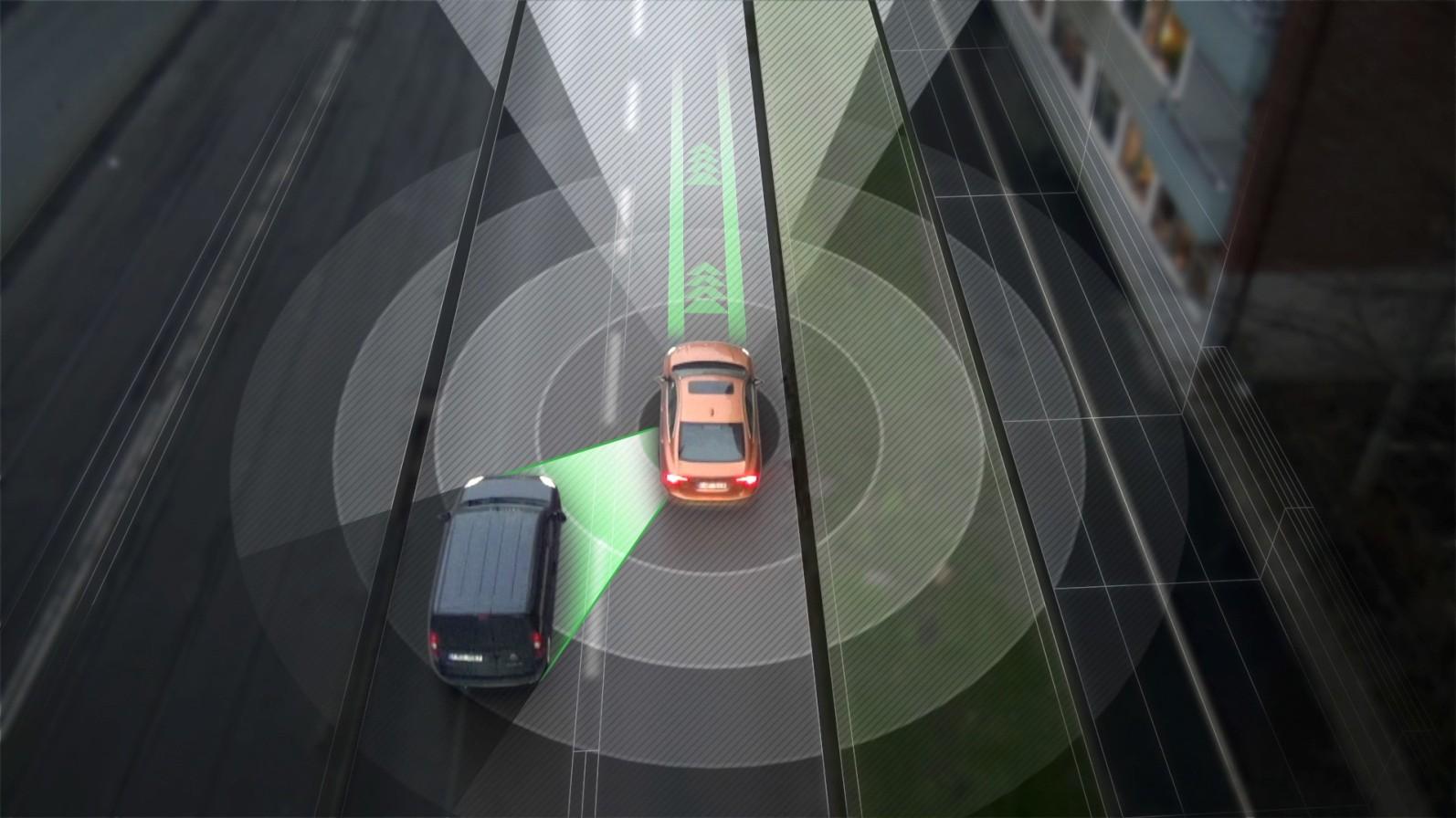 tecnologia coche