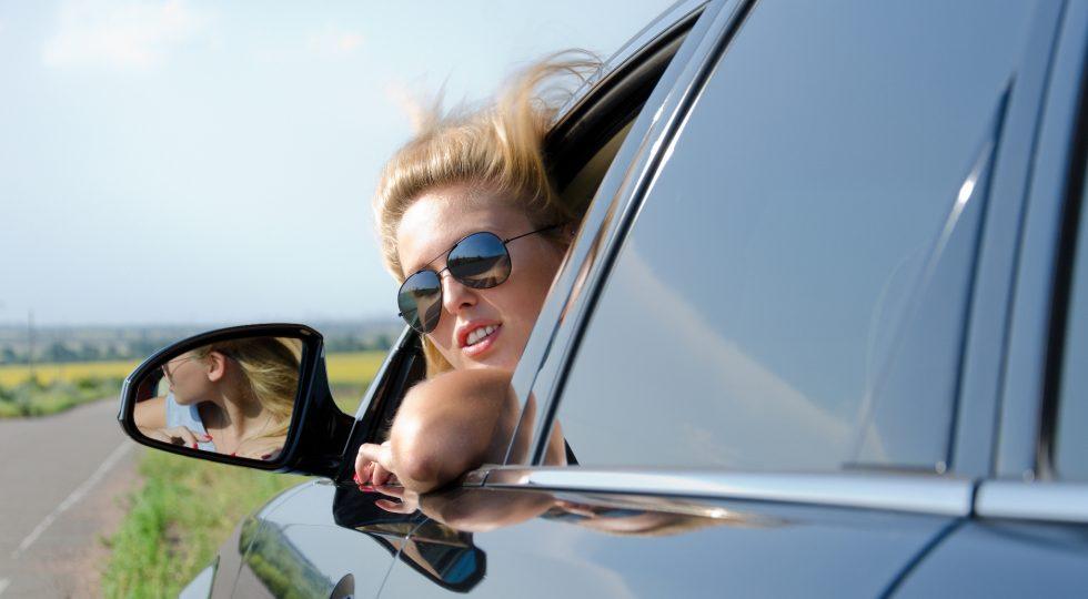 Pasar calor en el coche