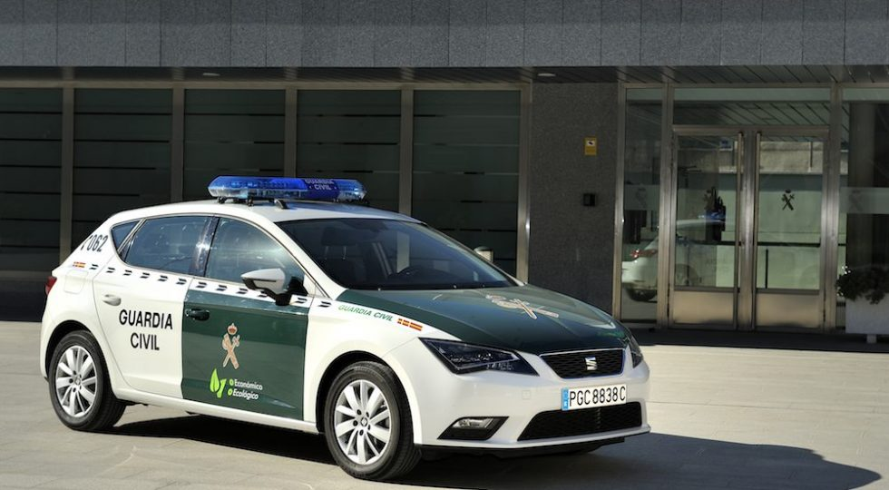 Seat León TGI Guardia Civil