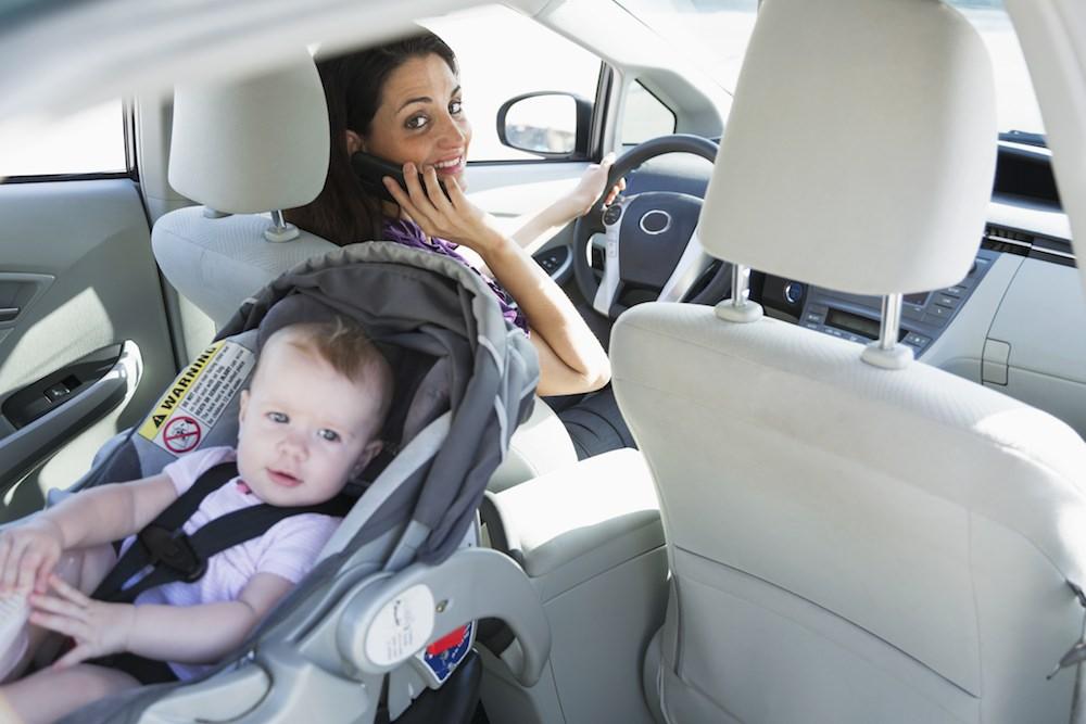 sillas infantiles para coches