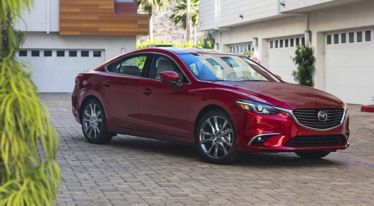 Mazda3 y Mazda6 2017