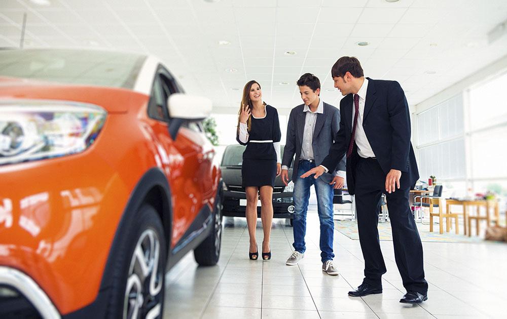 Porque es un buen momento para comprar un auto