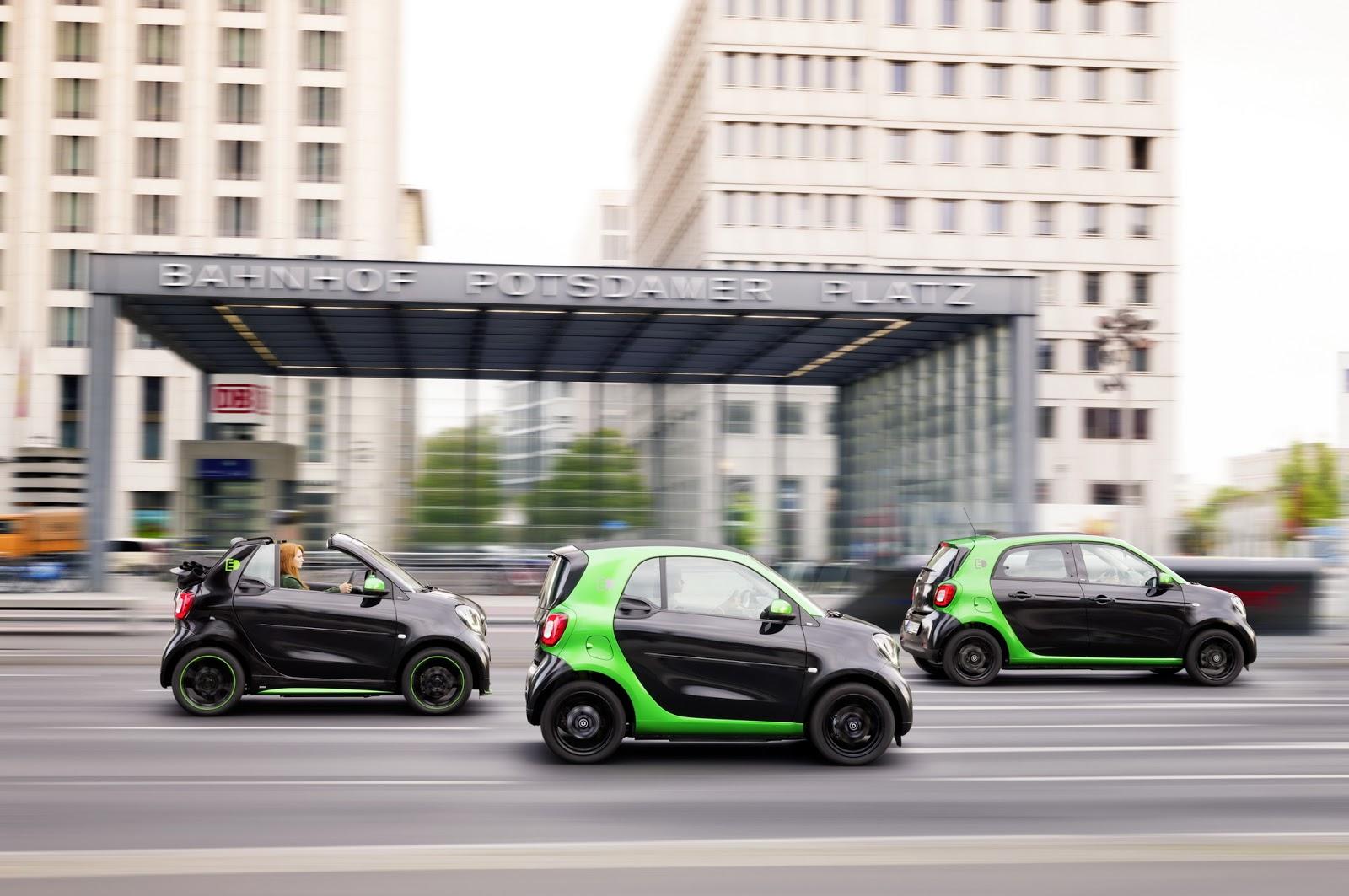 10 coches perfectos para conducir por ciudad (y sortear rotondas)