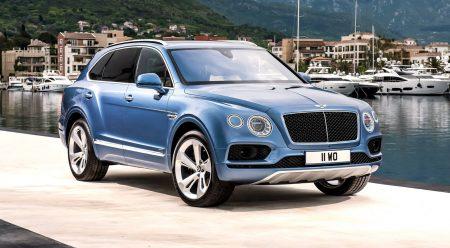 Bentayga: el primer diésel de la historia de Bentley