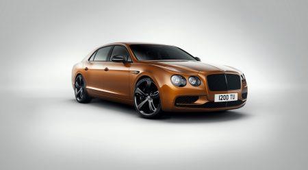 Bentley se supera: aquí está la berlina más rápida de su historia