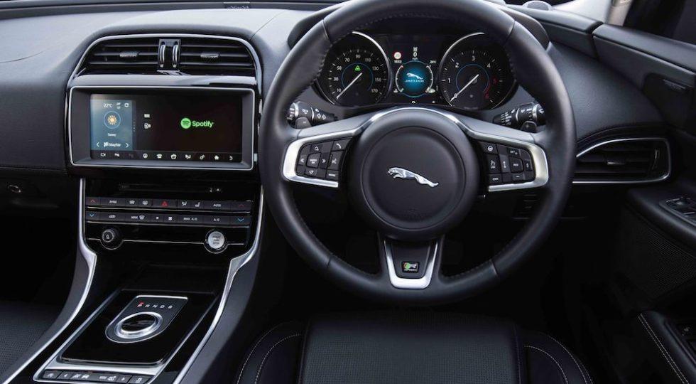 Jaguar Land Rover Spotify