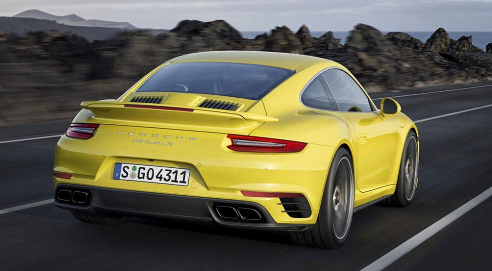 acelerador Porsche
