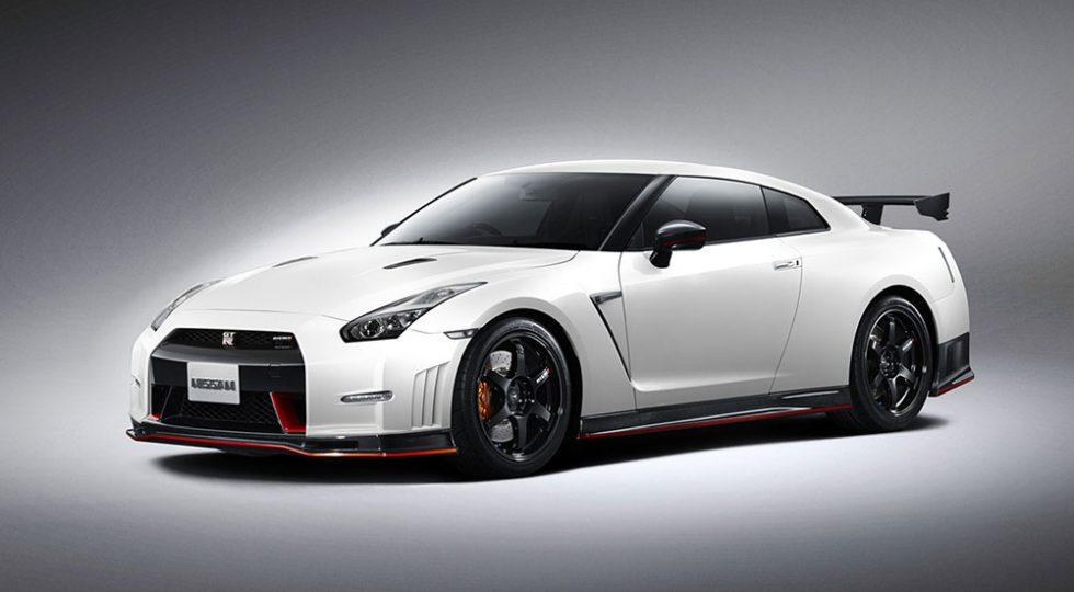Acelerador Nissan GT