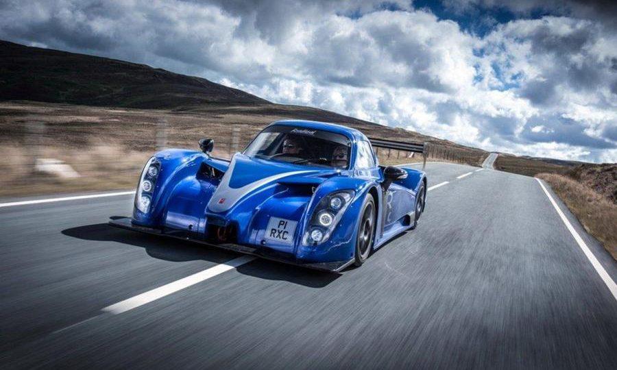 acelerador Radical RXC