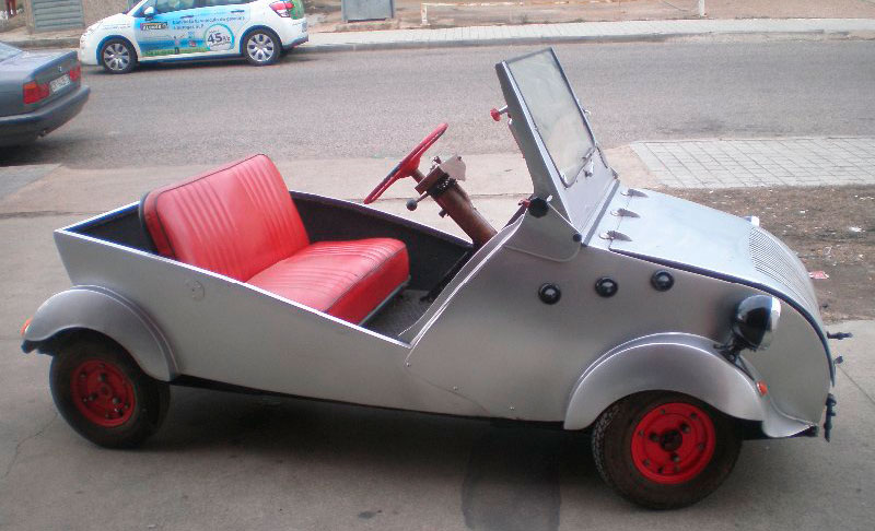 coches raros