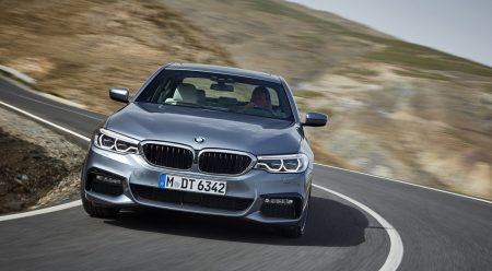 El BMW Serie 5 avanza en la conducción autónoma