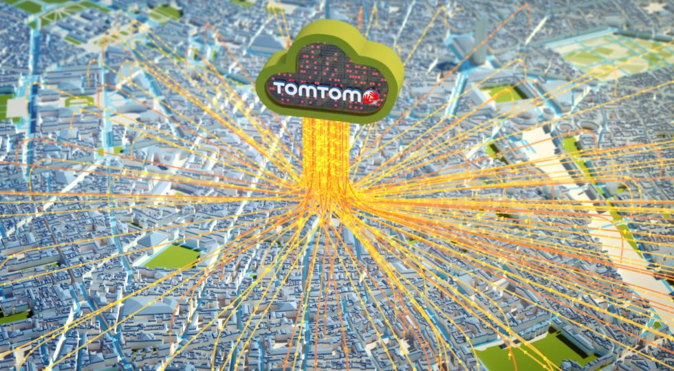TomTom On Street Parking
