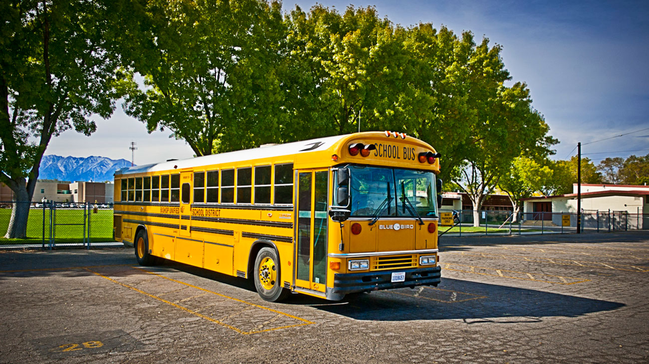 Motor de autobus